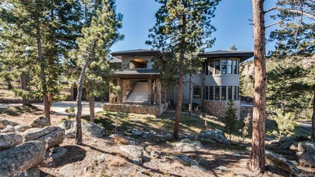 6767 Timbers Drive, Evergreen, CO 80439 (MLS #1906102) :: 8z Real Estate