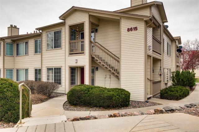 8615 W Berry Avenue #103, Littleton, CO 80123 (#1906256) :: Colorado Team Real Estate