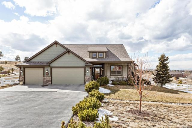 41125 Round Hill Circle, Parker, CO 80138 (#1906264) :: The Heyl Group at Keller Williams