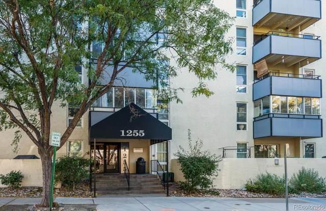 1255 N Ogden Street #407, Denver, CO 80218 (#1906335) :: The Gilbert Group