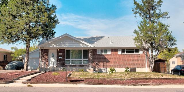 121 E 105th Avenue, Northglenn, CO 80233 (#1906499) :: Bring Home Denver