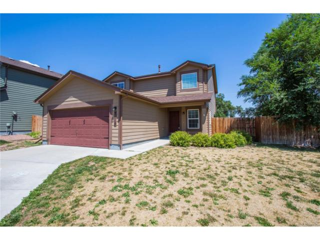 7116 Josh Byers Way, Fountain, CO 80817 (MLS #1906550) :: 8z Real Estate