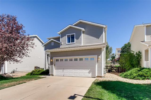7620 Brown Bear Way, Littleton, CO 80125 (#1907474) :: The City and Mountains Group