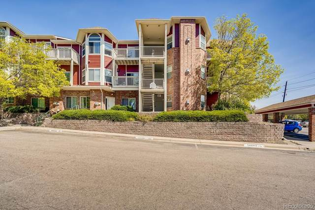 2422 W 82nd Place 3A, Westminster, CO 80031 (#1907633) :: The DeGrood Team