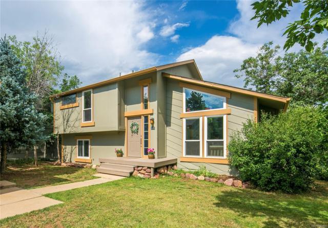 3575 Silver Plume Court, Boulder, CO 80305 (MLS #1907998) :: 8z Real Estate