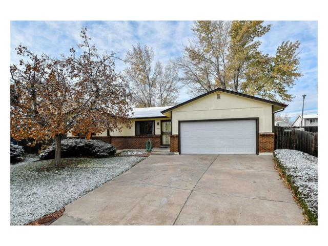 8695 W 86th Court, Westminster, CO 80005 (#1908025) :: The Peak Properties Group