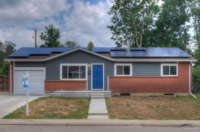 6243 Johnson Way, Arvada, CO 80004 (MLS #1908214) :: 8z Real Estate