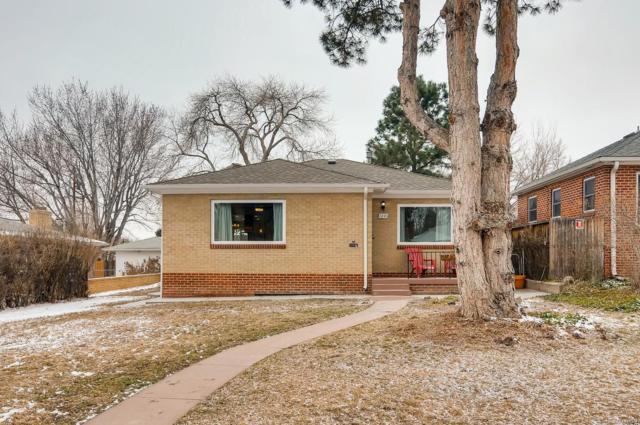 1221 Fairfax Street, Denver, CO 80220 (#1908352) :: The Griffith Home Team