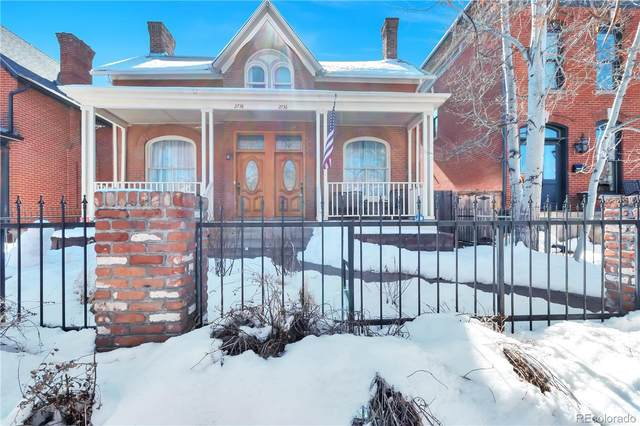 2736 Curtis Street, Denver, CO 80205 (#1908450) :: James Crocker Team