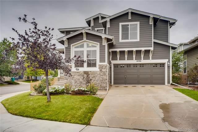 10586 Cherrybrook Circle, Highlands Ranch, CO 80126 (#1908482) :: Kimberly Austin Properties