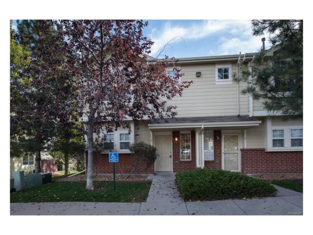 9102 Gale Boulevard #6, Thornton, CO 80260 (MLS #1908505) :: 8z Real Estate