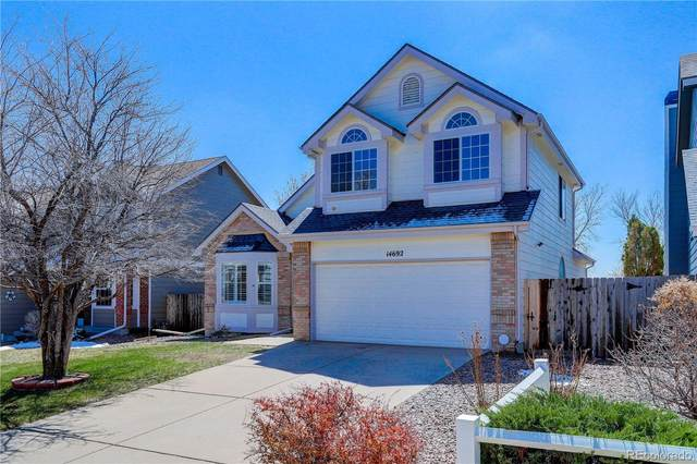 14692 E Bellewood Place, Aurora, CO 80015 (#1908512) :: Compass Colorado Realty