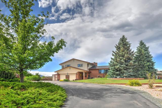 16671 W 74th Avenue, Arvada, CO 80007 (#1908700) :: The Heyl Group at Keller Williams