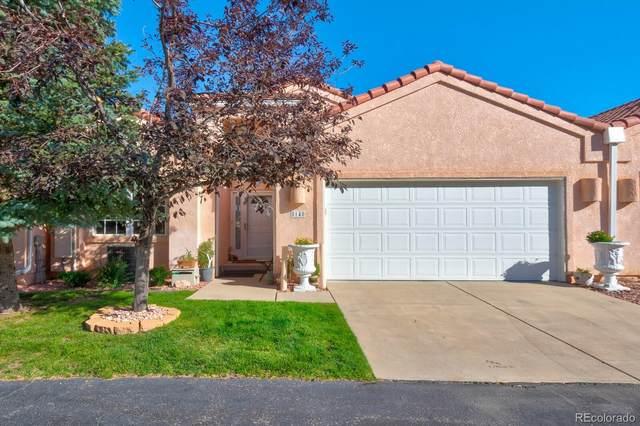 5140 Vista Del Norte Point, Colorado Springs, CO 80919 (MLS #1909394) :: 8z Real Estate