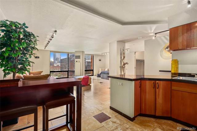 1625 Larimer Street #1204, Denver, CO 80202 (#1909398) :: Venterra Real Estate LLC
