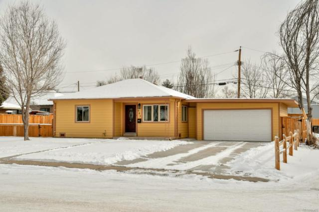 986 Xavier Street, Denver, CO 80204 (#1909809) :: The Griffith Home Team