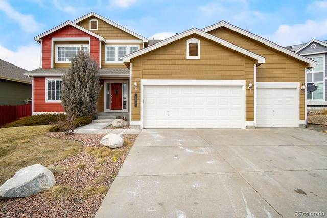 883 Tarpan Place, Castle Rock, CO 80104 (#1910134) :: The DeGrood Team