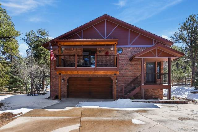 17825 Fairplay Way, Monument, CO 80132 (#1910563) :: Compass Colorado Realty
