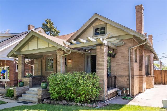 2624 N Race Street, Denver, CO 80205 (#1911037) :: The HomeSmiths Team - Keller Williams
