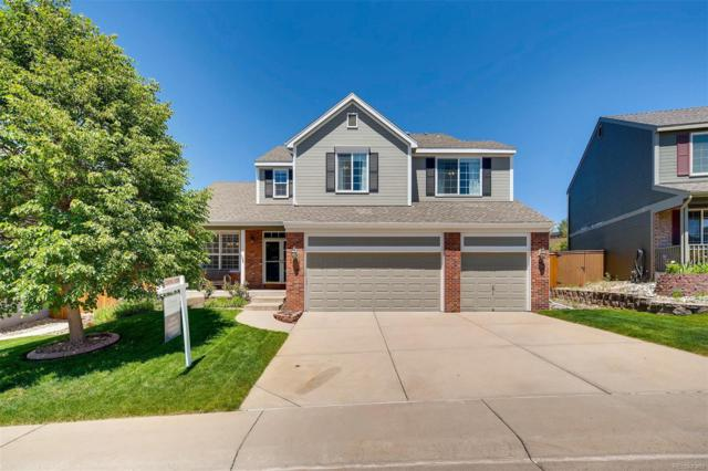 3444 Hawthorne Drive, Highlands Ranch, CO 80126 (#1911462) :: The HomeSmiths Team - Keller Williams