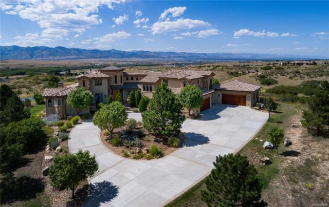 5325 Aspen Leaf Drive, Littleton, CO 80125 (#1911767) :: The DeGrood Team