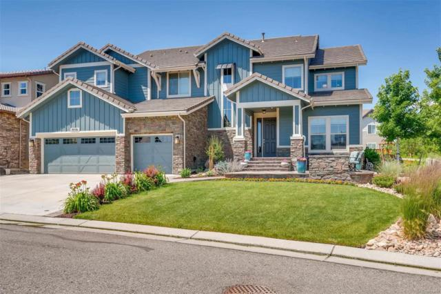 10581 E Autumnsong Court, Highlands Ranch, CO 80126 (#1911939) :: The DeGrood Team