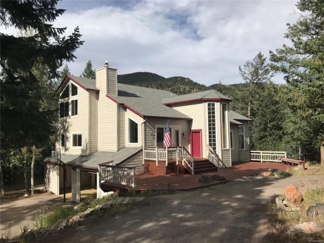 846 Circle K Ranch Road, Evergreen, CO 80439 (#1912134) :: James Crocker Team