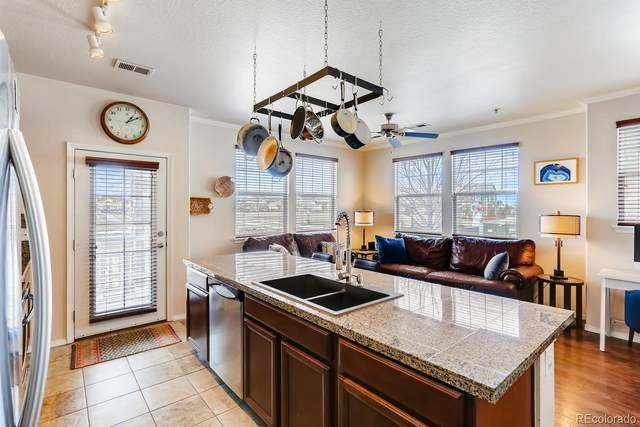 8489 Canyon Rim Circle #109, Englewood, CO 80112 (MLS #1912429) :: Bliss Realty Group