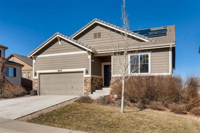 10628 Worthington Circle, Parker, CO 80134 (#1913005) :: The HomeSmiths Team - Keller Williams