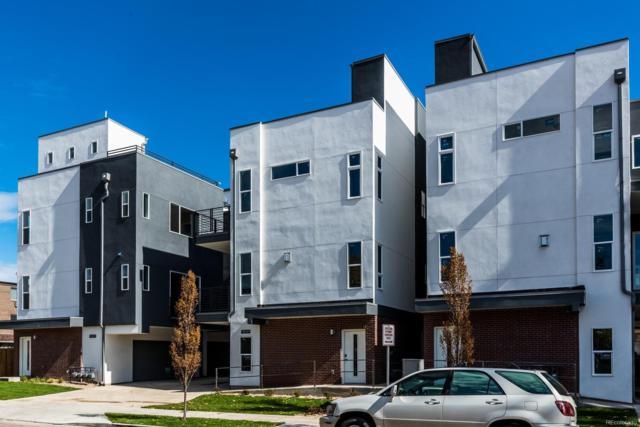 3320 S Washington Street, Englewood, CO 80113 (#1913813) :: The Peak Properties Group