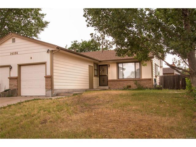 14296 E Montana Circle B, Aurora, CO 80012 (MLS #1914117) :: 8z Real Estate