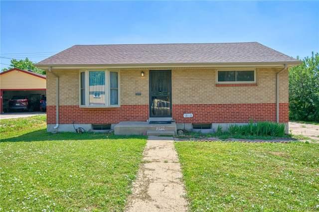7810 Tejon Street, Denver, CO 80221 (#1914189) :: Venterra Real Estate LLC