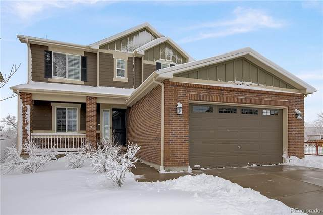 16140 W 62nd Drive, Arvada, CO 80403 (#1914389) :: The Healey Group