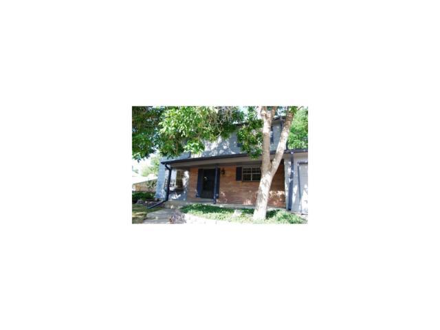 863 S Lee Street, Lakewood, CO 80226 (MLS #1914619) :: 8z Real Estate