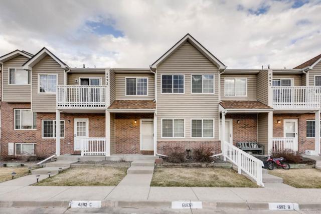 4592 S Crystal Way C, Aurora, CO 80015 (MLS #1914845) :: 8z Real Estate