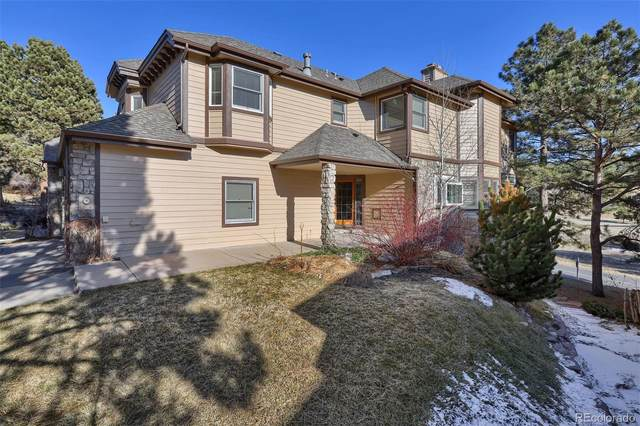 4204 Morning Star Drive, Castle Rock, CO 80108 (#1915313) :: HomeSmart