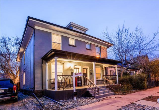 2311 Clarkson Street, Denver, CO 80205 (#1915490) :: The Peak Properties Group