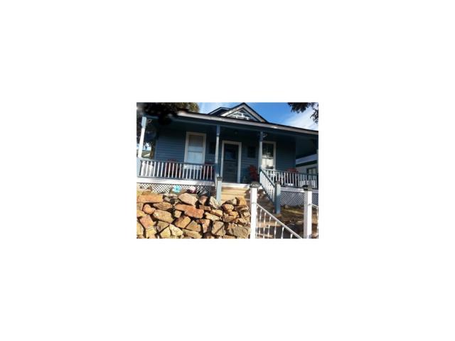 137 E Eaton Avenue, Cripple Creek, CO 80813 (MLS #1915552) :: 8z Real Estate