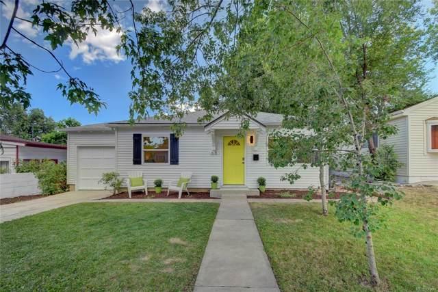 68 Vrain Street, Denver, CO 80219 (MLS #1916047) :: 8z Real Estate