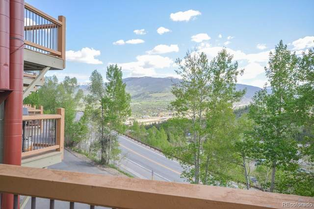 2412 Ryan Gulch Court #207, Silverthorne, CO 80498 (MLS #1916269) :: 8z Real Estate