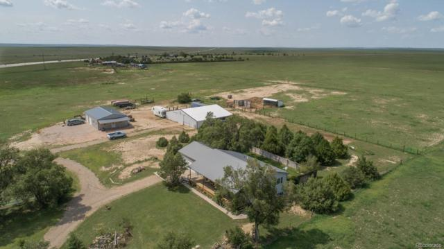 31201 County 2X Road, Hugo, CO 80821 (MLS #1916368) :: 8z Real Estate