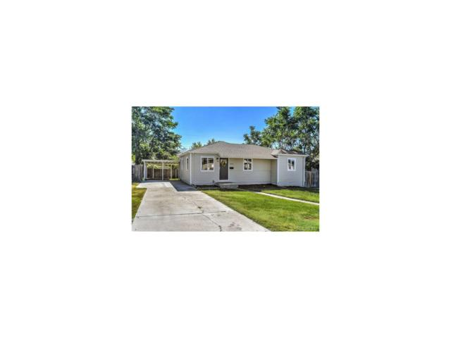 8880 Lilly Drive, Thornton, CO 80229 (MLS #1916578) :: 8z Real Estate
