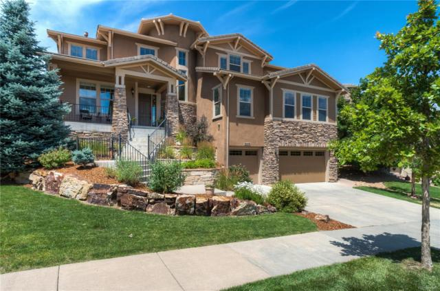 10509 Rivington Court, Lone Tree, CO 80124 (#1916771) :: HomeSmart Realty Group