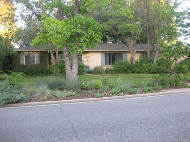 2074 S Adams Street, Denver, CO 80210 (#1916810) :: Venterra Real Estate LLC