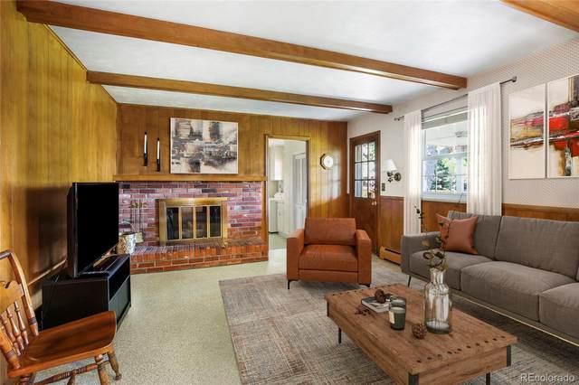 2714 S Eaton Way, Denver, CO 80227 (#1916880) :: Venterra Real Estate LLC