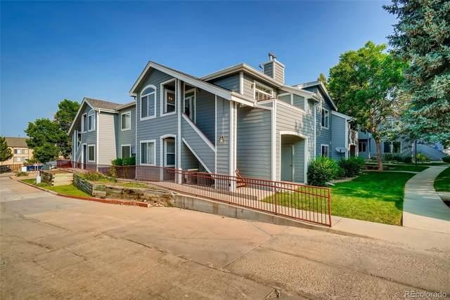 8500 E Jefferson Avenue F, Denver, CO 80237 (#1917051) :: Kimberly Austin Properties