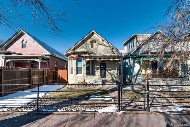 969 Kalamath Street, Denver, CO 80204 (#1917171) :: The Heyl Group at Keller Williams