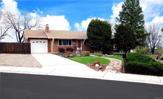 1336 S Welch Circle, Lakewood, CO 80228 (MLS #1917378) :: 8z Real Estate