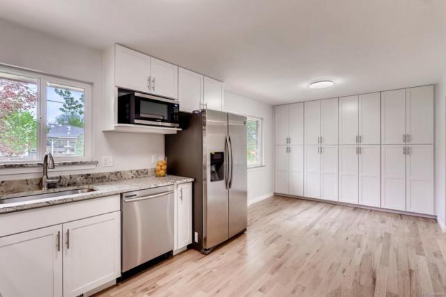 2697 S Leyden Street, Denver, CO 80222 (MLS #1917462) :: 8z Real Estate
