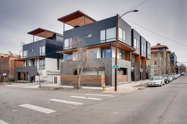 905 E 13th Avenue, Denver, CO 80218 (#1917474) :: Berkshire Hathaway Elevated Living Real Estate